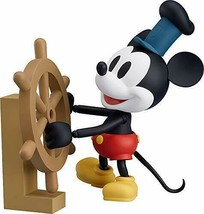 Steamboat Willie: Mickey Mouse (1928 Color Version) Nendoroid Figure - $78.39