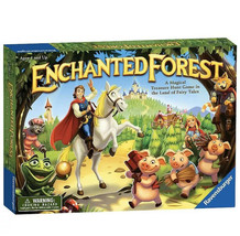 Enchanted Forest - Magical Treasure Hunt Board Game by Ravensburger NEW - $32.54