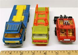 Vintage Lesney Matchbox Transporters Tractor K-21 + DAF Building K-13 Di... - $29.23