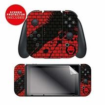 Controller Gear Nintendo Switch Skin & Screen Protector Set - Joy-Con - ... - $23.85