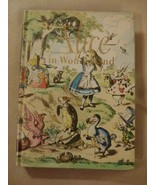 ALICE IN WONDERLAND & Through the Looking Glass Junior  Illustrated Ed. ... - $19.75