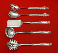 Grand Duchess by Towle Sterling Silver Hostess Set 5pc HHWS  Custom Made - $359.00