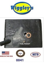"PLASTIC FUEL TANK MTS 0041 FITS 55-72 JEEP CJ5 AND CJ6 ""UNDER THE DRIVERS"" SEAT image 1"