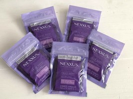 NEXXUS Frizz Defy Argan Oil On the Go Anti-Frizz Control Sheets 5 Pack/4... - $15.83