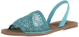 BOBS from SKECHERS Women's Bobs La Playa Teal Sandals Sz 6 NWOB - $25.58