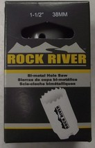"Rock River 0207180 1-1/2"" Bi-Metal Hole Saw - $3.96"