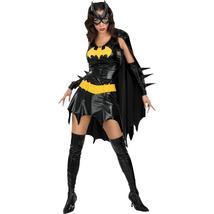 Women's Deluxe Batgirl Costume - $59.95