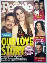 People 23 Apr 2010 Adnan Sami Vir Das Padma Lakshmi Pran Ricky Martin Sania - $4.99