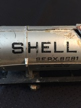 American Flyer Railroad Car #625 - Shell silver dome tank car (for parts) image 3