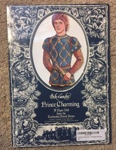 VTG Paper Dolls~Peck-Gandre~Prince Charming, Enchanted Forest Series New... - $11.26