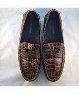 Loafer Shoes Donald J Pliner Men's genuine leather VINCO2-94 size 10.5 - $44.99