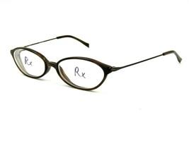 Vera Wang V11 Women's Oval Eyeglasses Frame, UM - Brown. 49-16-135, Italy. NWOT - $39.55