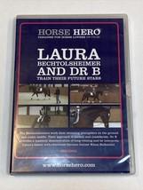 Horse Hero Laura Bechtolsheimer DVD and Dr B Train Their Future Stars Le... - $18.99