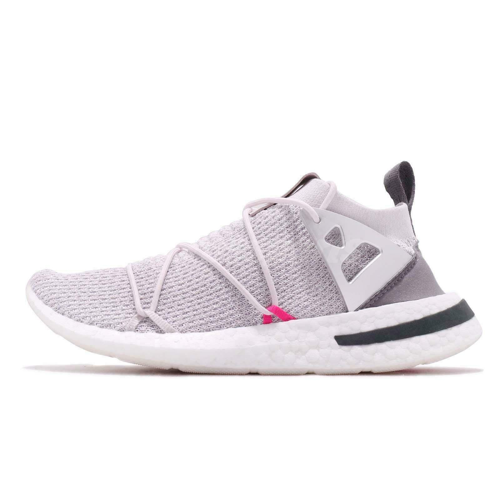 Adidas Arkyn  Primeknit  Women's Running/Trainer/Pink/Mesh(D96760)Size:US 9.5 image 3