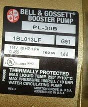 Bell Gossett Bronze Booster Pump 1/12 HorsePower 115V Bearing System image 7