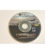 VIDEO GAME DISC ONLY DVD ROM COMPUTER PC COMPANY OF HEROES OPPOSING FRON... - $14.85