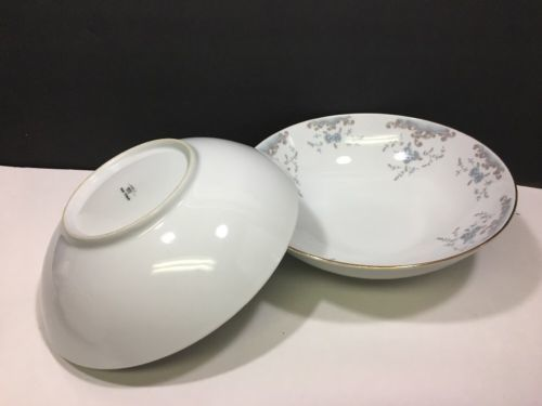 2 1960u0027s Imperial China W. Dalton Seville Serving Vegetable Bowls 9  & 2 1960u0027s Imperial China W. Dalton Seville and 50 similar items