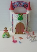 Playmobile Take along Unicorn Castle # 4777 - $8.42