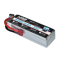 HRB 4S 14.8v 35C 4200mAh Lipo Battery Pack with Deans T Plug for RC Heli... - $61.53