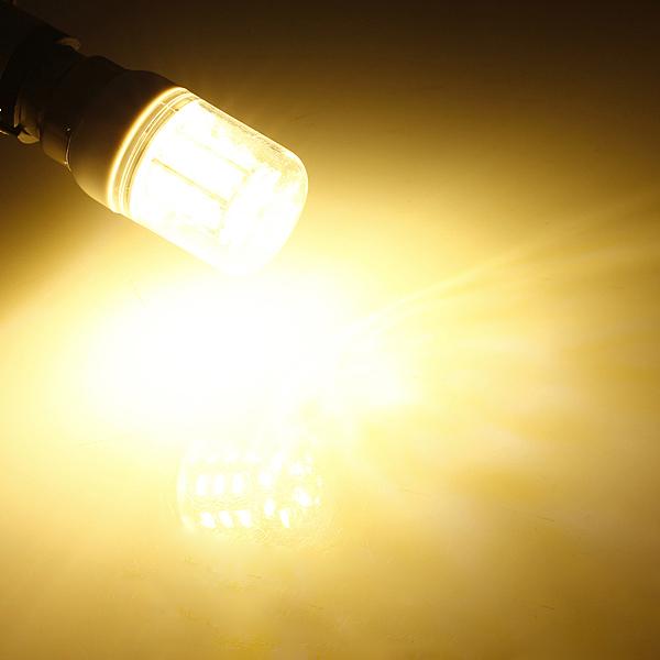 3.5W E26 White/Warm White 5730SMD 27 LED Corn Light Bulb 12V