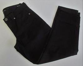 Calvin Klein Jeans Women's Skinny Crop Pants- Black Size: 2 - $24.74