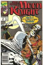 Marc Spector: Moon Knight #14 (Long Day Dying) [Comic] [Jan 01, 1990] Marvel Com - $4.89