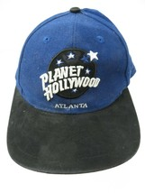 Planet Hollywood Atlanta 1995 Vintage Adjustable Adult Ball Cap Hat - $19.79