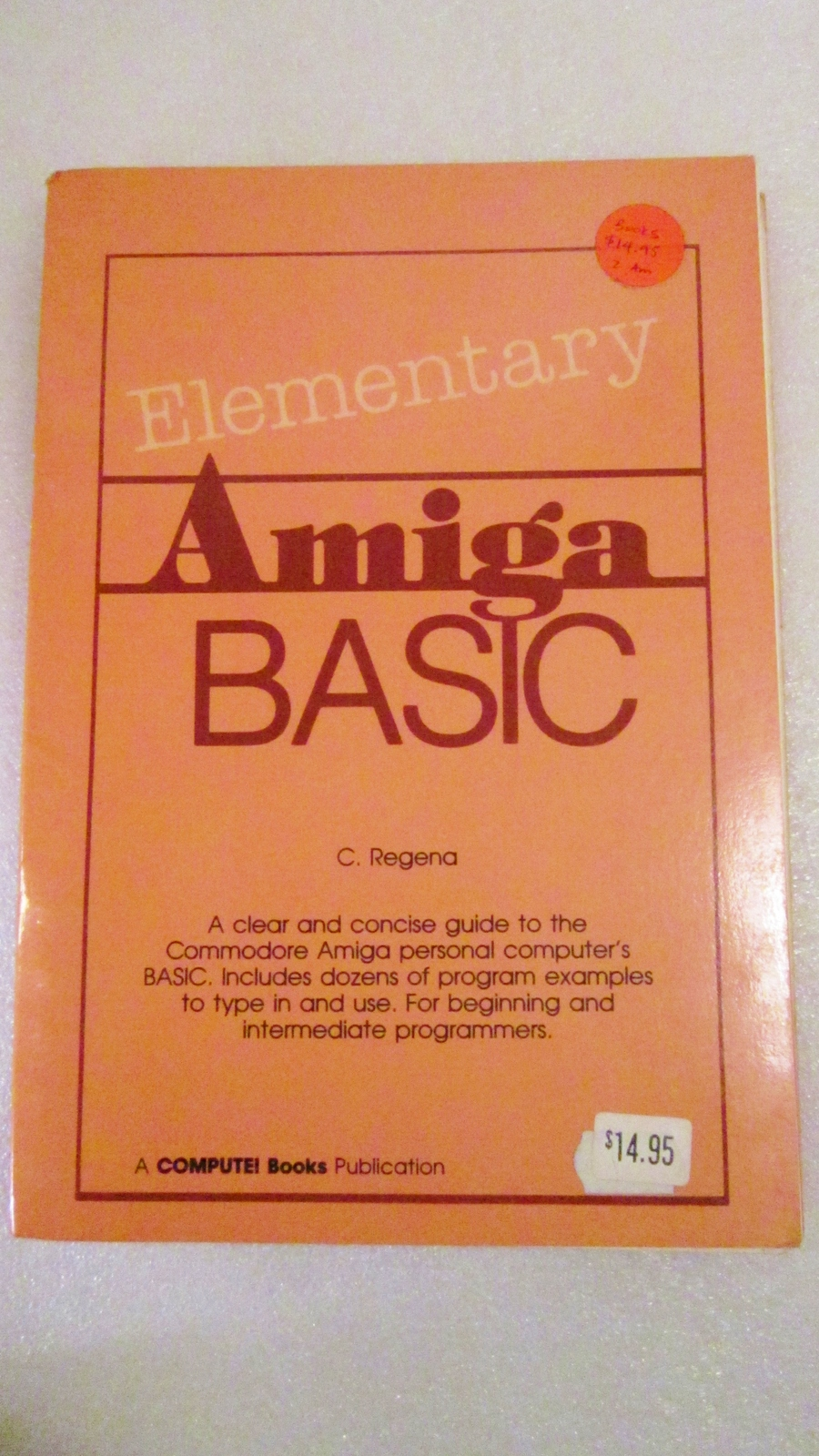 Amiga Computer Programming, Set of 4 books and 50 similar items