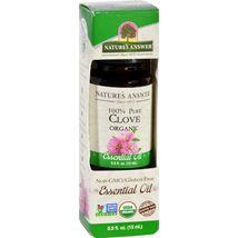 Natures Answer Essential Oil - Organic - Clove - .5 oz - $9.99
