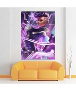 Wall Poster Art Giant Picture Print Overwatch Sombra 2359PB - $22.99