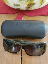 CHANEL Sunglasses 5099 653/11 Authentic 56-15-135 with Hard Case image 3