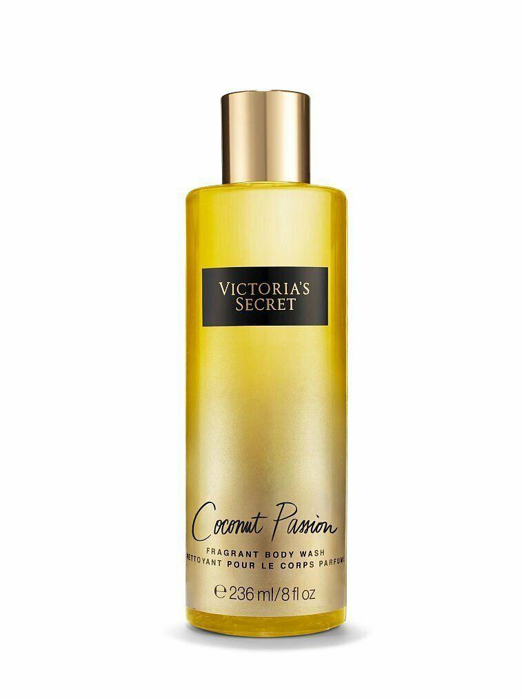 Victoria's Secret Coconut Passion Women's Body Wash Showe Gel, 8.0 oz