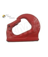 1.12 Ton WELD ON ANCHOR HOOK G80 WRECKER CRANE TRACTOR RIGGING LIFTING 0... - $19.75