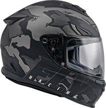 L Fly Racing Sentinel Ambush Motorcycle Helmet Camo/Grey/Black DOT & ECE  image 5