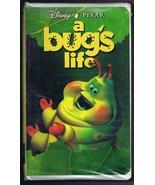 A Bug's Life ORIGINAL Vintage VHS Clamshell Edition Disney Pixar - $14.84