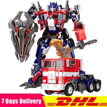 WEIJIANG Robot Metal Optimus Prime OP M01 Oversize AOE Evasion Action Fi... - $102.89