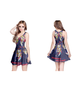 Duran Duran Face Art Reversible Dress - $22.90+