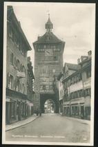 Germany RPPC Konstanz am Bodensee Schetztor Inneres Emil Hartmann Postcard - $5.99