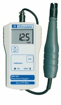 Milwaukee MW600 LED Economy Portable Dissolved Oxygen Meter - $245.40 CAD