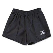 Gilbert Kiwi Pro Rugby Short - Black, 4X-Large image 1