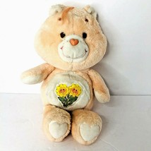 Vintage 1983 American Greeting Kenner Plush Friend Bear Care Bear See Spot - $19.66