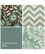 "Handmade Minky Quilt Blankets ""Spring Garden"" - $26.96+"