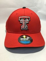 GEN2 Texas Tech Raiders University Youth Cap/Hat NCAA Unisex Sports, Red, - $11.78