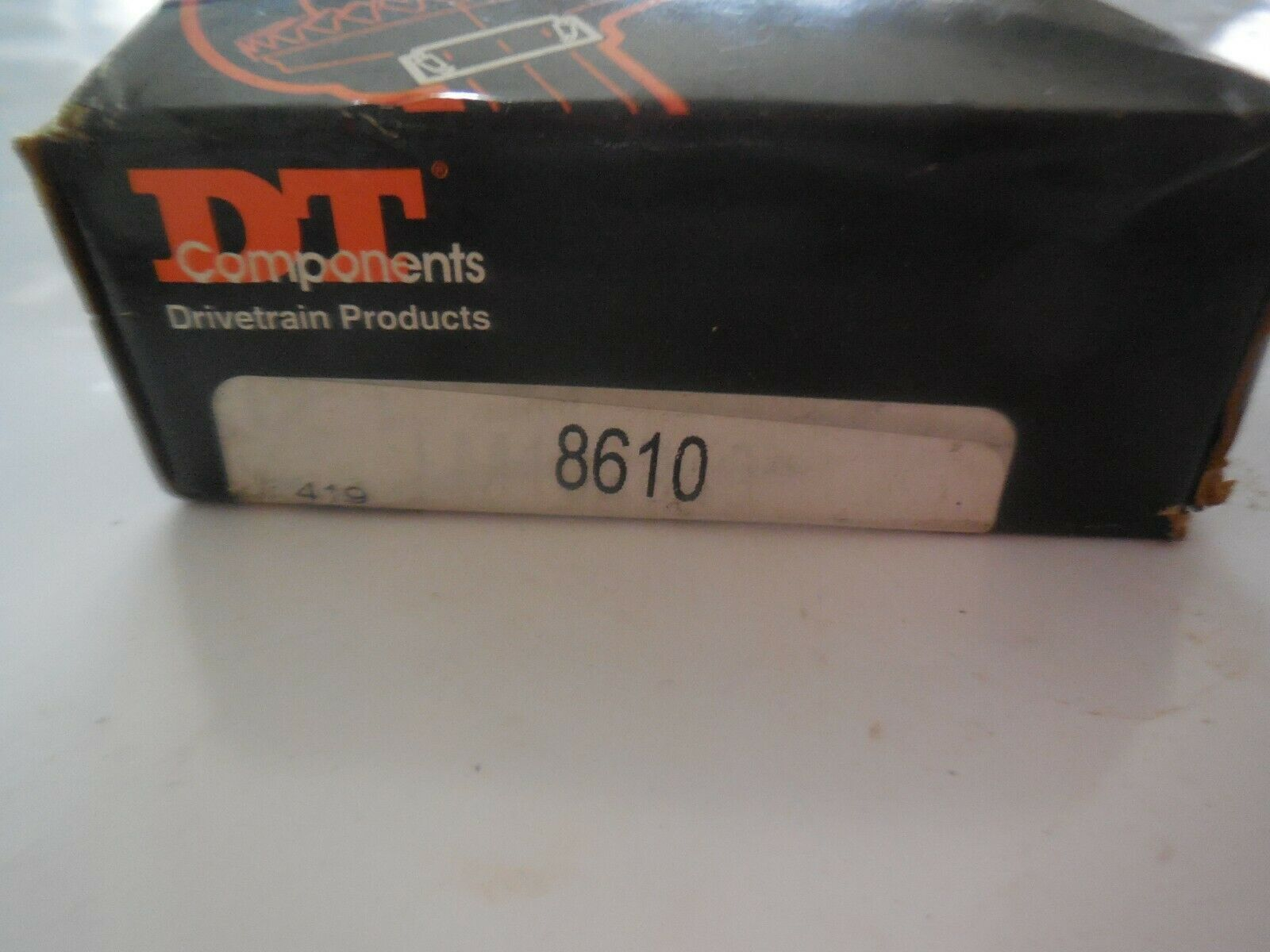 DT Components Drive Train Products 8610