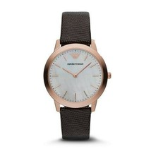 Emporio Armani AR1748 Rose Gold Womens Watch - £86.01 GBP