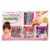 Just My Style 4-in-1 Fashion Makeover Art and Craft Kit by (4-in-1 Fashion) - $50.02