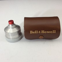 Bell AND Howell 2 1/2 X Telephoto Lens Camera Movie with Case and Lens C... - $32.62