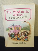 The Wind in the Willows Pop-Up Books 1988 Treasury Collection In Sleeve ... - $26.70