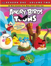 Angry Birds Toons-Season 1 V02 (Blu Ray)