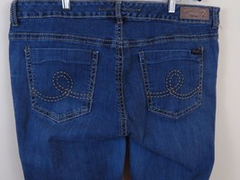Seven7 Luxe Bootcut Big Stitch Jeans Women's Size 22 (40x31) - $34.60
